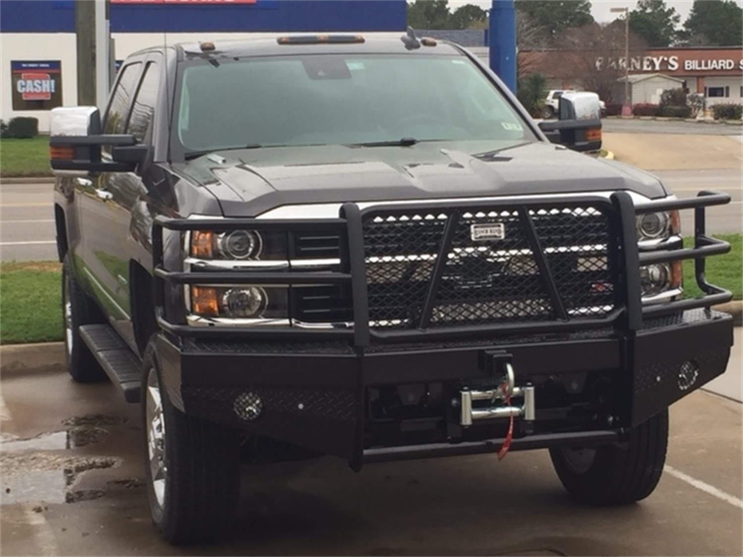 Gmc Duramax Custom Bumper : Aftermarket bumper questions chevy and gmc