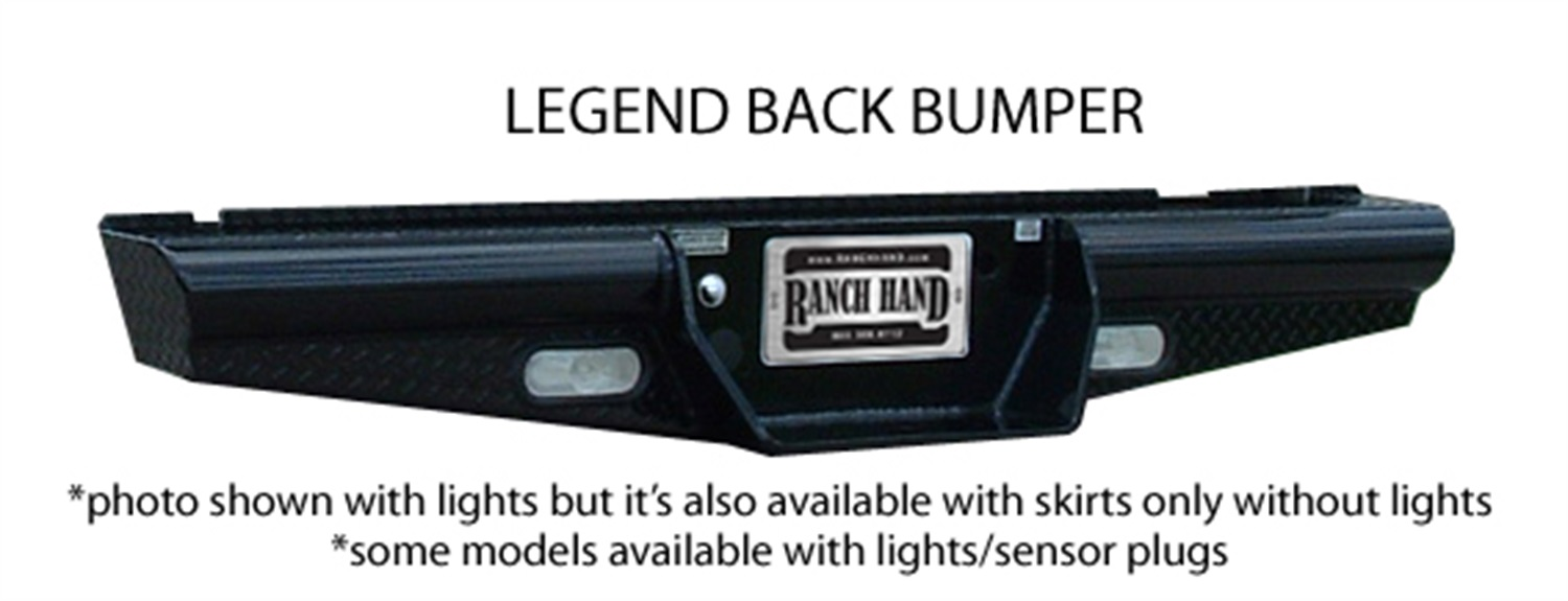 All Chevy 98 chevy bumper : Ranch Hand Rear Bumper Replacement | 2000 Silverado 1500 5.3L V-8 ...